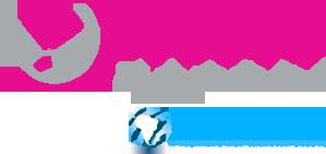 Logo de Hayland Travel en conjunto con el logo de LAMSA